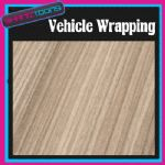 "20M X 1370mm (52"")  VEHICLE CAR WRAPPING WRAP DECO WOOD EFFECT NEW 2012 - 150741583294"